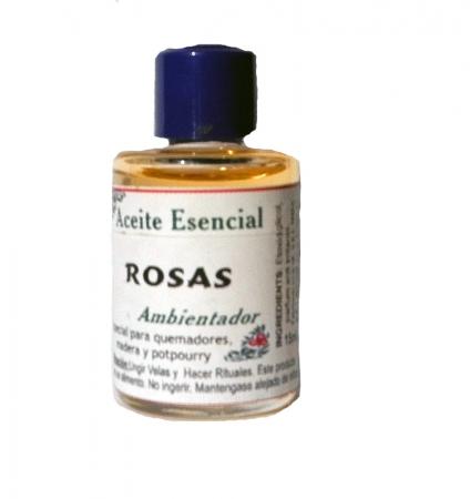 Rosas Ätherisches Öl