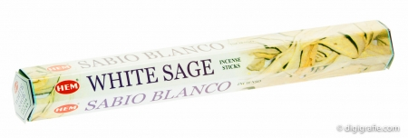 White Sage - Weißer Salbei