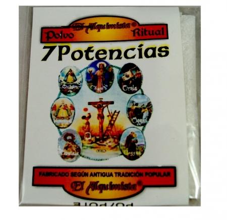 7 Potencias Pulver