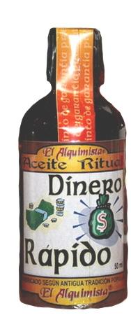 Dinero Rapido Ritualöl