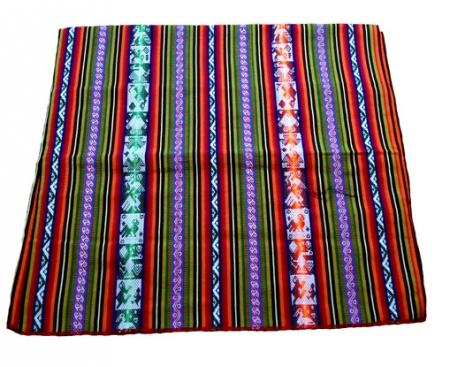 Bunte Decke - Lliklla - Aguayo