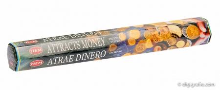 HEM Attract Money Räucherstäbchen