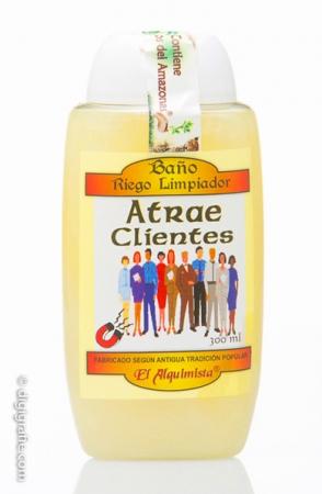 Atrae Clientes (Kunden anziehend) Duschgel 300ml