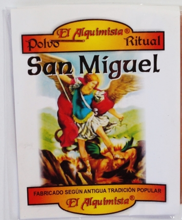 San Miguel powder
