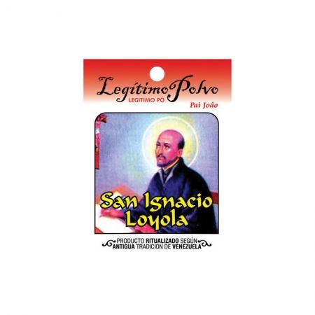 San Ignacio de Loyola Pulver