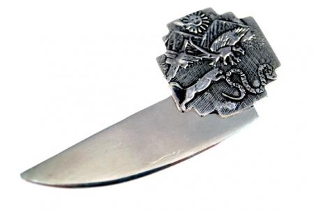 Zeremonial Messer Chakana