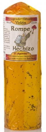 Rompe Hechizo  (löst Schwarzemagie auf) Käuterkerze
