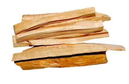 Palitos de Palo Santo gespalten, 500 g