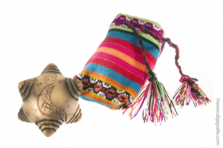 Chumpi khuyas (Energie Stein) Sachamama