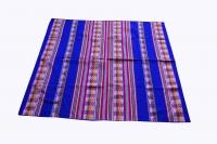 (Tisch-)Decke Blau