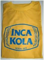 T-Shirt  Inca Kola
