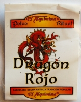 Dragon Rojo powder