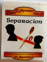 Separacion Pulver (Trennung)