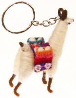 Schlüßelanhänger: Llama
