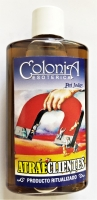 Colonia Atrae Clientes (Kunden anziehend)