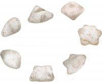Chumpi Khuyas Set aus Bergkristall 7 Apus