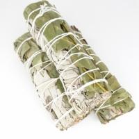 Weißer Salbei - Eukalyptus Räucherbündel
