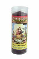 Geweihte Kerze Virgen del Carmen