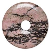 Pi-Stein Donut Rhodonit 3cm