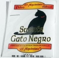 Suerte Gato Negro Pulver