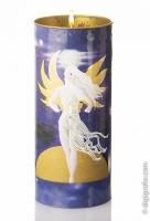 Kerze Göttin der Magie